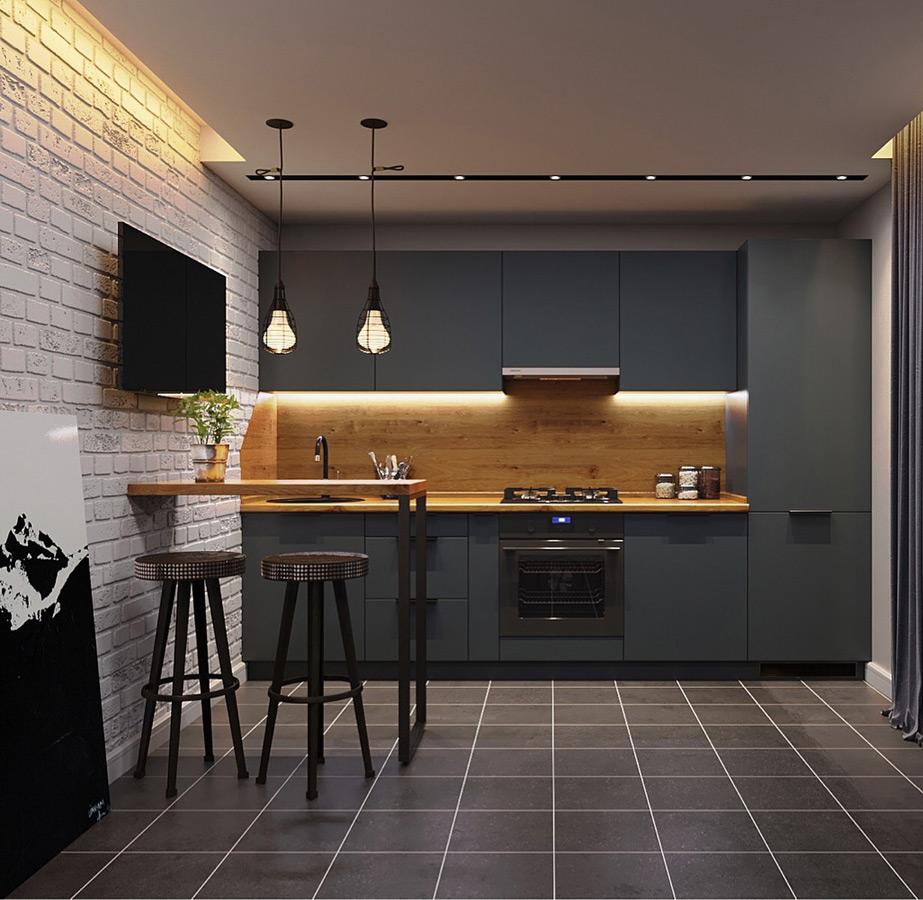 Кухня Кортика