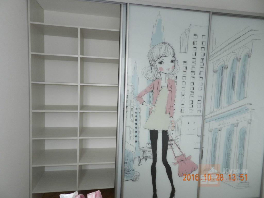 Шкаф-купе Girl