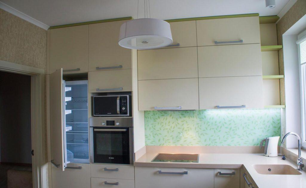 Кухня Ньюлайн