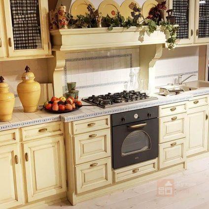 Кухня Булочка с маком