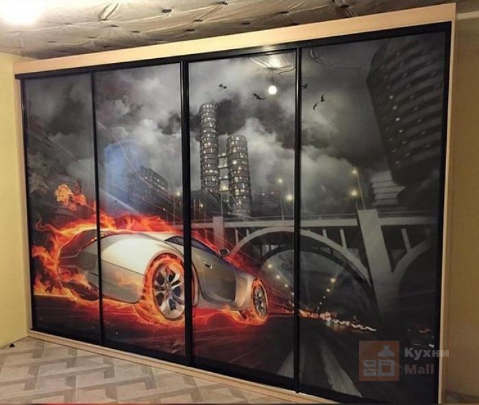 Шкаф-купе Скорость