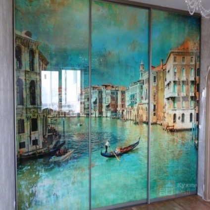 Шкаф-купе Венеция