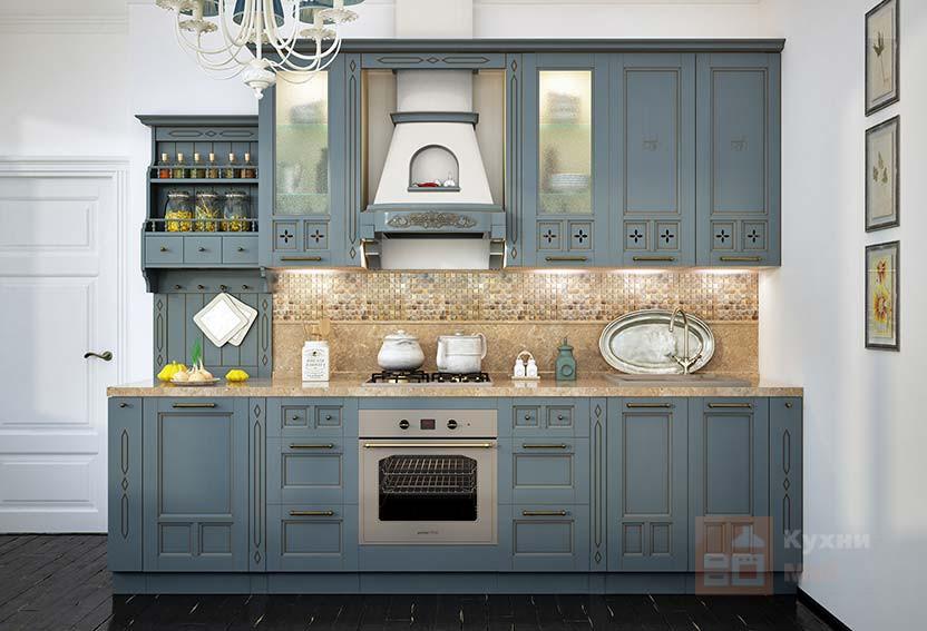 Кухня Лесная голубика