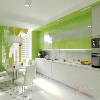 Кухня Бамбуковый лес