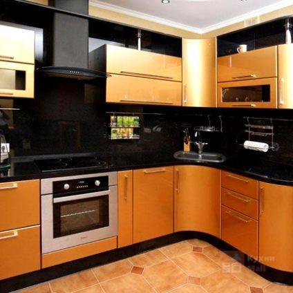 Кухня Золотой закат