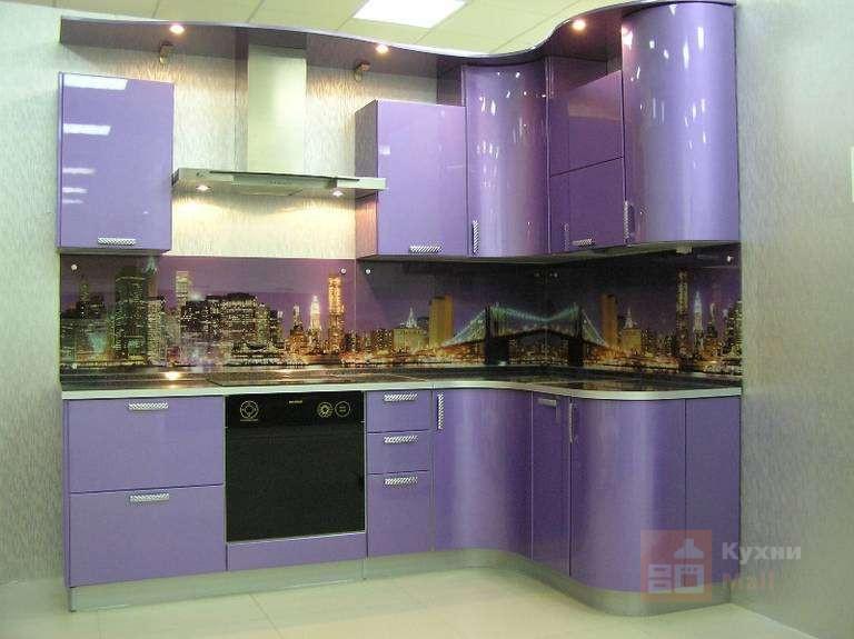 Кухня Загадочная фрезия