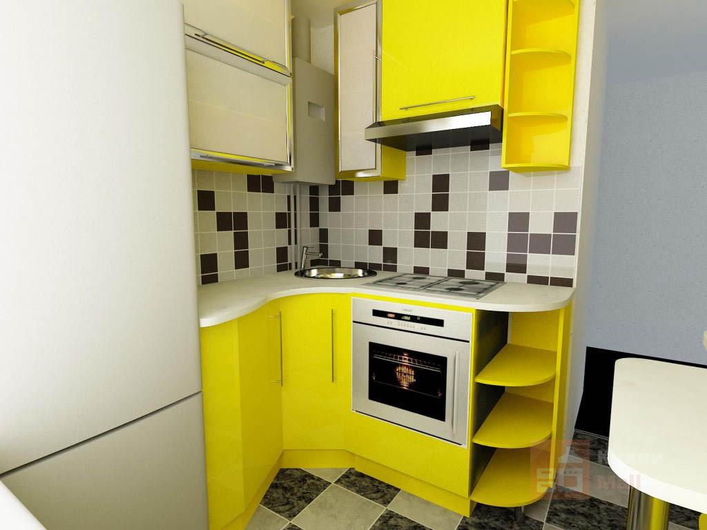 Кухня Лимончик