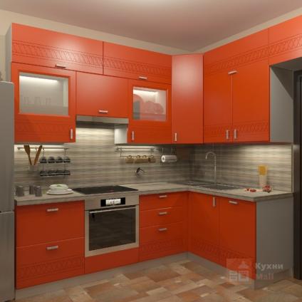 Кухня Апельсиновая цедра