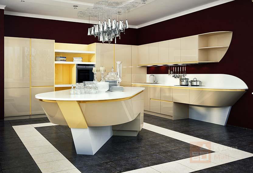 Кухня Каравелла