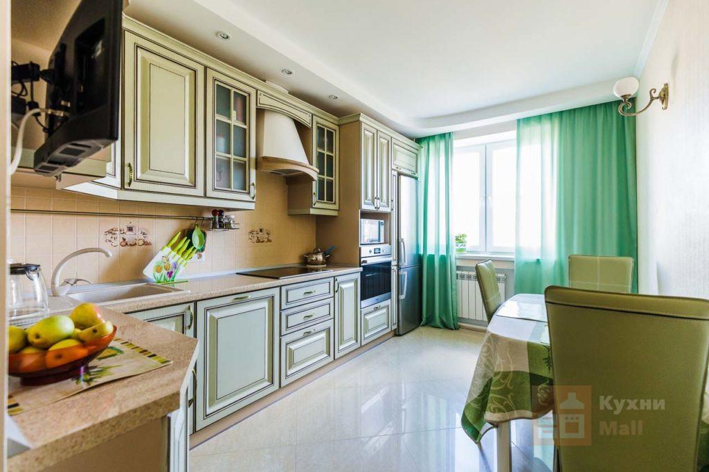 Кухня Ароматный улун