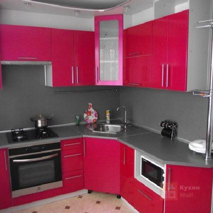 Кухня Мартовский цветок