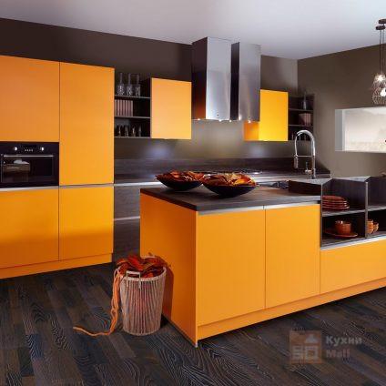Кухня Апельсиновый мусс